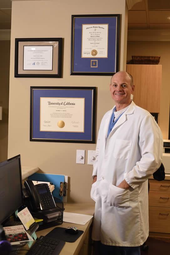 Fresno dentist Dr. Smith